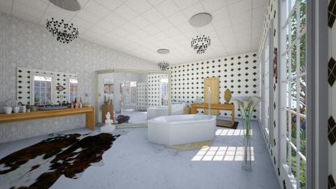banheiro ssaaw2 - Bathroom - by Araujo