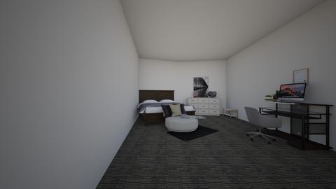 My Dream Modern Bedroom - Modern - Bedroom - by unicornsensation