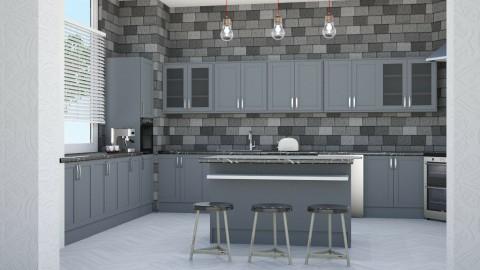 23 - Modern - Kitchen  - by deleted_1603248986_afg15