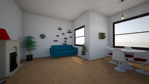 Color - Classic - Living room - by Twerka