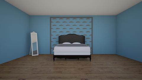 cuarto BW - Bedroom  - by mafeeeeeer
