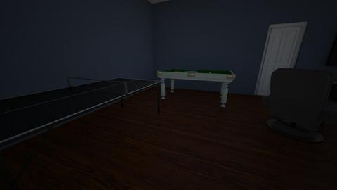 Christopher Chavez - Bedroom  - by lilg129class