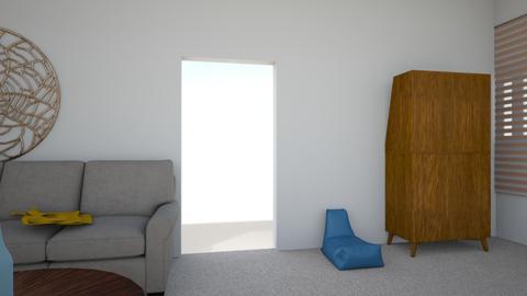 shreya sawant  - Living room  - by pranATI