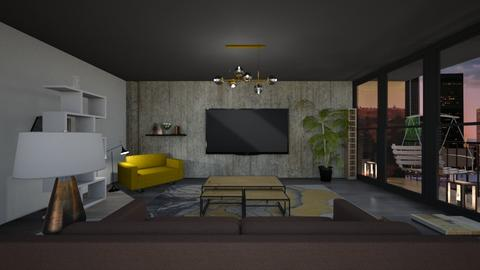 Conran inspired Living - Living room  - by CafuneDesign