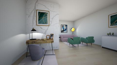cute home - Modern - Living room  - by Bedrica