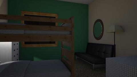 mr room - Classic - Bedroom - by PeePeePooPoo1