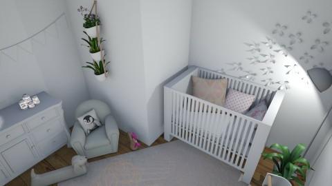 baby room - Modern - Kids room  - by LillMiaaa