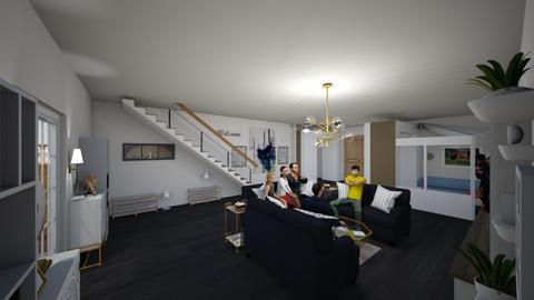 Interior Design - Living room  - by K E N Y A T T A