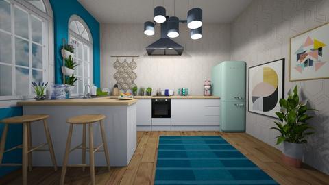 Fun kitchen - Kitchen - by SpookyjimKilljoy
