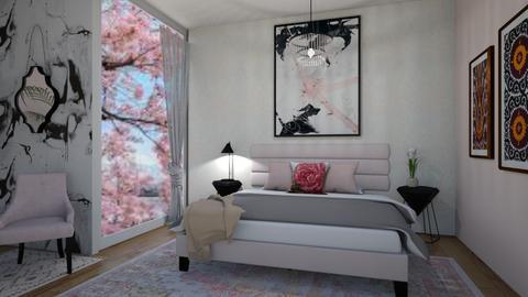 Hotel suite 5 - Bedroom  - by Doraisthe_nameofmydoggo12345