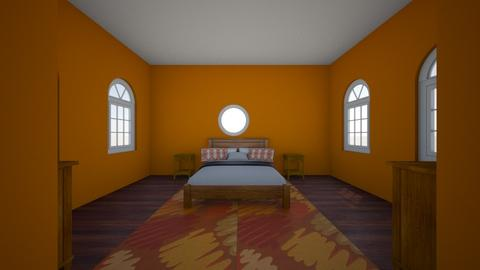 Complemetery room - by Gavin Clemens