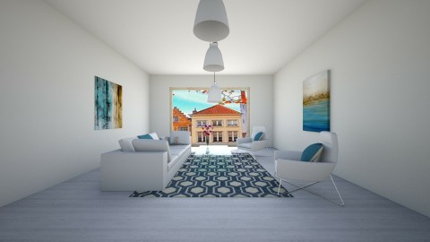 prova1 - Modern - Living room - by giovinetto