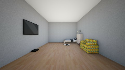 Croydons assignment desig - Modern - Kids room  - by croydonwoodruff