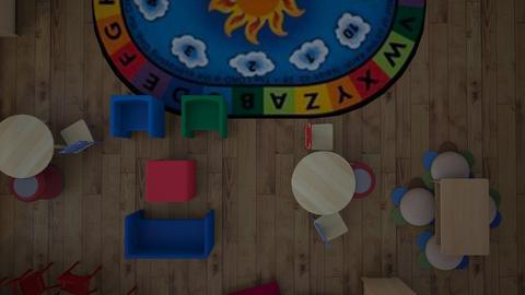 Kindergarten Classroom - by QNVGAFMZKFAEWVWEGQSCQLXZGVZJMMW