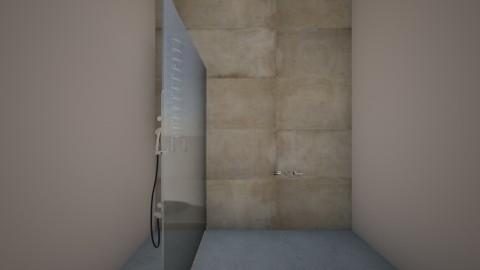 Bathroom template - Minimal - Bathroom  - by Moonlight01