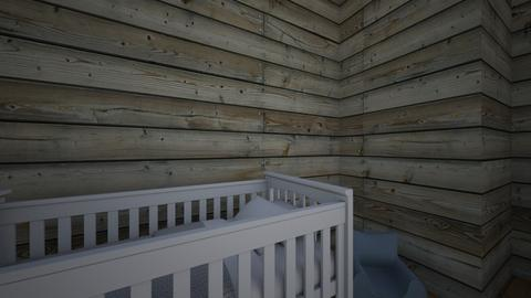 Paytons Nursery - Minimal - Kids room  - by paytonkent