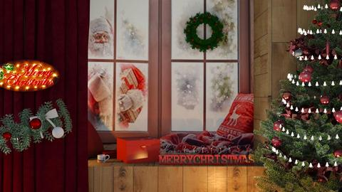 Santa at your window - Classic - Living room  - by Claudia Correia