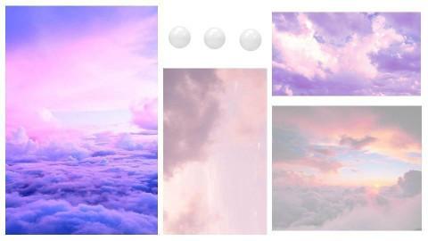 Purple skies - by aessii