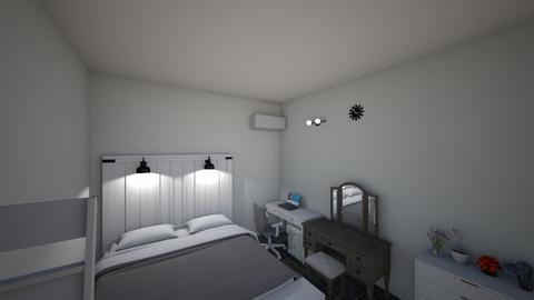 Future Room - Bedroom  - by Endeavor852