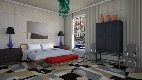 STAY Hotel - Eclectic - Bedroom  - by 3rdfloor