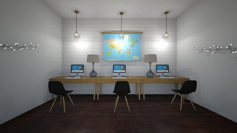 Homeschool Room - by BaylorBear