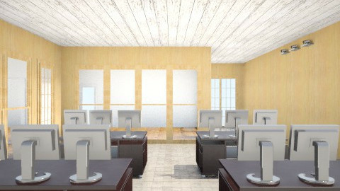 demo center - Eclectic - Office  - by persona1st