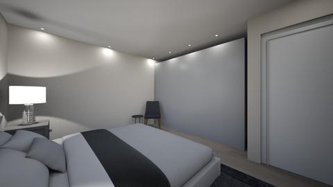Atul Guest Bedroom 1 - Bathroom  - by Mazuree