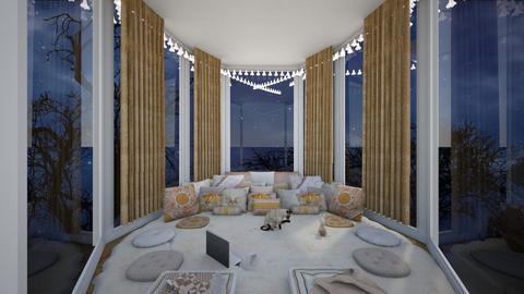 Safe haven - Minimal - Bedroom - by vitoriaspiridon