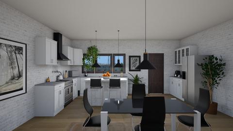 new - Kitchen  - by steker2344