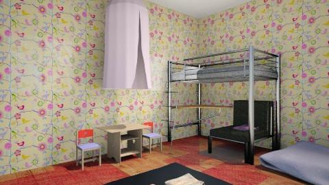 mild child - Modern - Bedroom - by jadyn