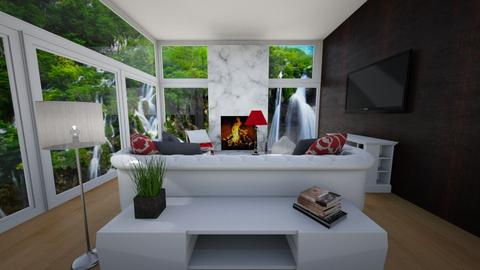 Idea - Living room - by DesignerLeilaYeet