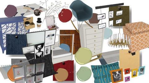 Yasmine's room - by CurlyGirlCreates