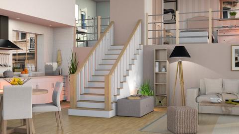 SUPA COOL - Modern - Living room  - by percy_jackson_geek