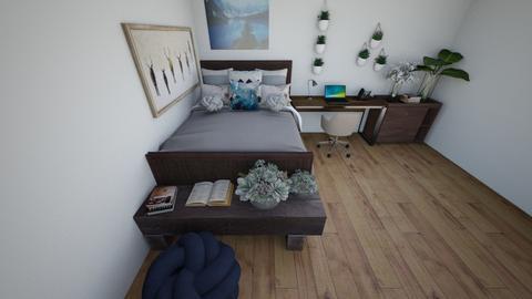 idk  - Bedroom  - by Magnolia52