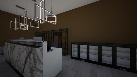 CAFETERIA - Kitchen - by Anliz