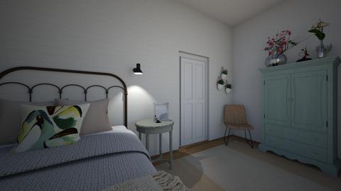 magnolia - Bedroom - by s _ i _ j
