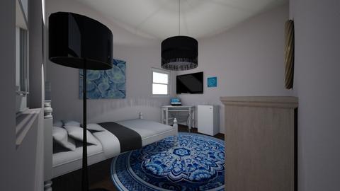 My Room - Bedroom  - by Carleybee