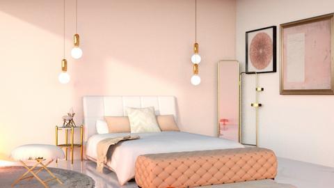 In Pink - Bedroom  - by CatsFurLife