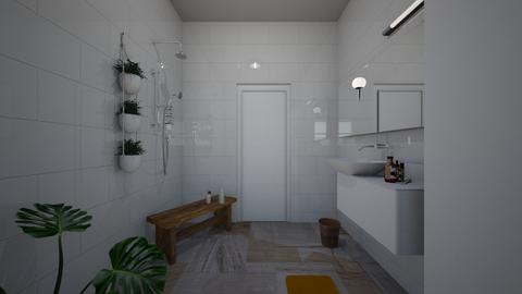 bathroom studio 4 new  - Minimal - by BlokhEphroni