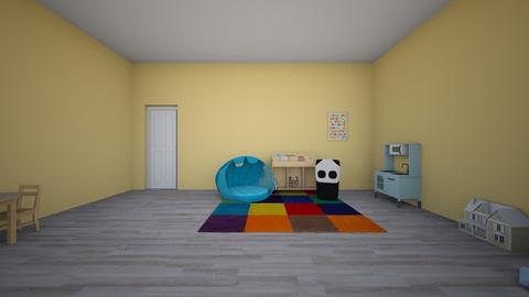 kids room 1 - Kids room - by martinezperez457