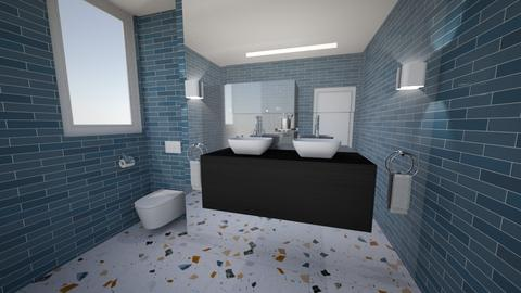 Bathroom 4157 - Bathroom - by adilifshitz