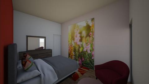 BenB room - by MochM
