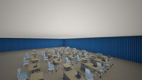 Classroom Design - Office  - by Jhon Rey