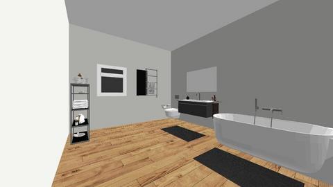 Bathroom Design - Modern - Bathroom  - by MalikWIlson