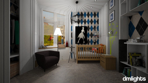 nursery - Modern - Kids room  - by DMLights-user-982918