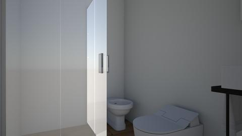 b1 - Modern - Bathroom - by jmburgoa