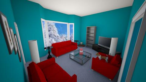 Living room - Living room - by HopeLovesCookies