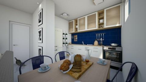 Kitchen - by marjinha1