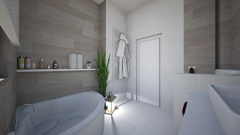 dd - Bathroom  - by Anet Aneta Kucharova