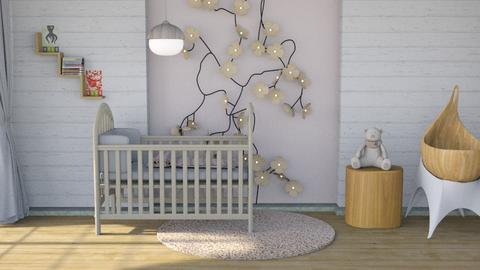 PN - Modern - Kids room  - by augustmoon